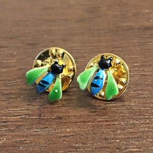 2 Vintage Insect Pins/Brooches